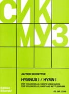 Hymnus 1 –Violoncello, Harfe, Pauken - laflutedepan.com