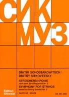 Streichersinfonie –Partitur - laflutedepan.com