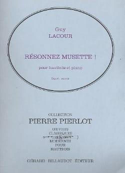 Guy Lacour - Résonnez musette ! - Partition - di-arezzo.fr