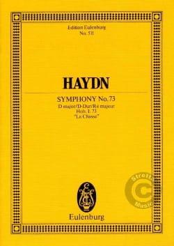 Joseph Haydn - Sinfonie Nr. 73 D-Dur - Partition - di-arezzo.fr