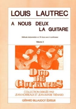Louis Lautrec - To both of us guitar - Volume 2 - Sheet Music - di-arezzo.com