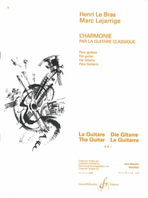 Harmonie par la Guitare Classique - laflutedepan.com