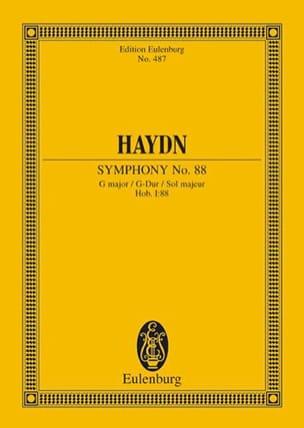 Joseph Haydn - Sinfonie Nr. 88 G-Dur - Partition - di-arezzo.fr