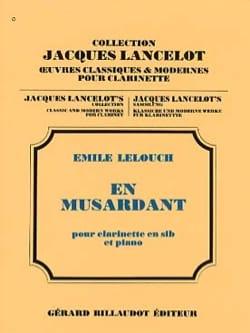 En musardant - Emile Lelouch - Partition - laflutedepan.com