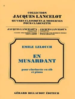 Emile Lelouch - En musardant - Partition - di-arezzo.fr
