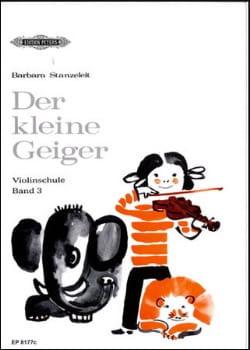 Der kleine Geiger - Violinschule, 3 Barbara Stanzeleit laflutedepan