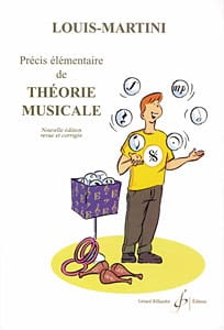 Louis Martini - Basic Element of Music Theory - Sheet Music - di-arezzo.co.uk