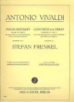 Concerto in B major op. 4 n° 1 - Antonio Vivaldi - laflutedepan.com