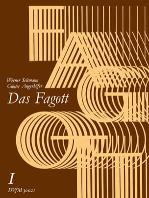 Seltmann Werner / Angerhöfer Günter - Das Fagott, Bd 1 - Partitura - di-arezzo.es