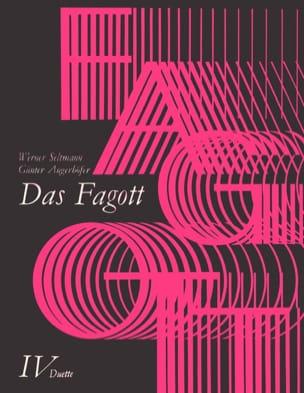 - Das Fagott – Bd. 4 : 2 Fagotte - Partition - di-arezzo.fr