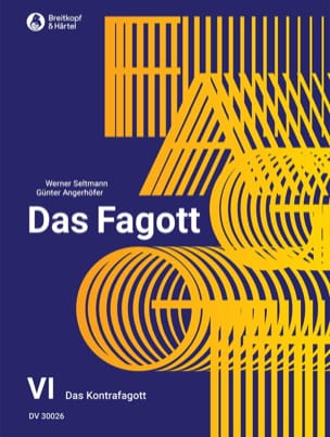 Seltmann W / Angerhöfer Günter - Das Fagott Bd 6 - Partitura - di-arezzo.es