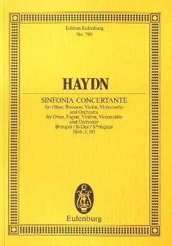 HAYDN - Concious Symphony Hob. I: 105 - Sheet Music - di-arezzo.com