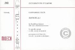 Hans U Staeps - Rondelli - Partition - di-arezzo.fr