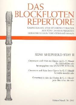 Stay Shepherd Stay, Heft II - laflutedepan.com