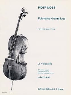Piotr Moss - Polonaise dramatique - Partition - di-arezzo.fr