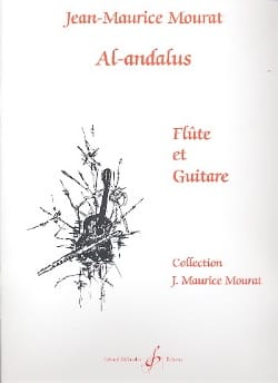 Jean-Maurice Mourat - Al Andaluz - Partition - di-arezzo.co.uk