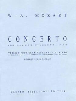 Concerto KV 622 – Clarinette en la - laflutedepan.com