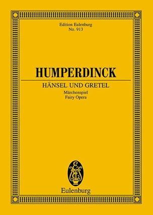 Hänsel Und Gretel - Conducteur Engelbert Humperdinck laflutedepan