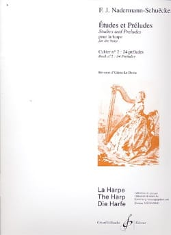 Naderman François-Joseph / Schuëcker E. - Studies and Preludes - Volume 2 - Sheet Music - di-arezzo.com