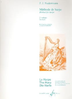 François-Joseph Naderman - Harp Method - Volume 2 - Sheet Music - di-arezzo.com