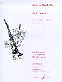 Jérôme Naulais - Over the tone - Partition - di-arezzo.com