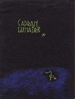 Cadran lunaire Maurice Ohana Partition Guitare - laflutedepan