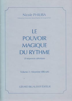 Nicole Philiba - The magic power of rhythm - Volume 2 - Sheet Music - di-arezzo.co.uk