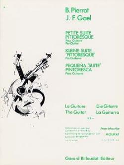Pierrot Bernard / Gael Jean-François - Petite suite pittoresque - Partition - di-arezzo.fr