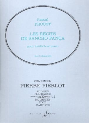 Pascal Proust - The stories of Sancho Pança - Sheet Music - di-arezzo.co.uk