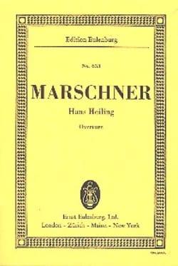 Hans Heiling, Ouverture - Heinrich August Marschner - laflutedepan.com