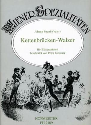 Kettenbrücken-Walzer op. 4 –Bläserquintett - laflutedepan.com