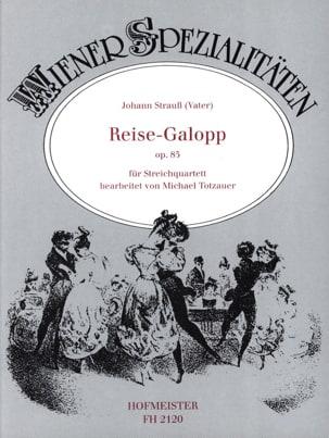 Reise-Galopp op. 85 - Streichquartett - laflutedepan.com