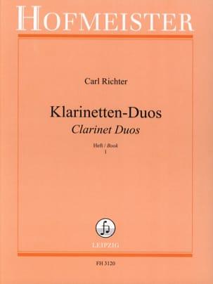 - Klarinetten-Duos - Heft 1 - Sheet Music - di-arezzo.com