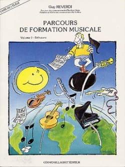 Guy Reverdi - Parcours de FM - Volume 2 - Elève + K7 - Partition - di-arezzo.fr