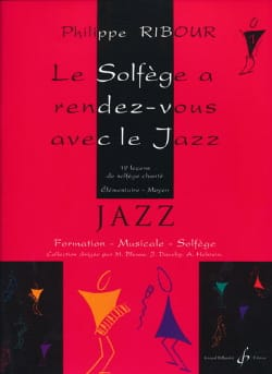 Philippe Ribour - Volume 1 - Music theory meets with jazz - Sheet Music - di-arezzo.com