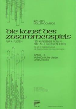 Richard Müller-Dombois - Die Kunst des Zusammenspiels vol. 4b - Partition - di-arezzo.fr