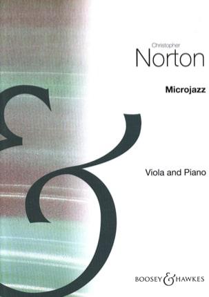 Christopher Norton - Microjazz for Viola - Partition - di-arezzo.fr