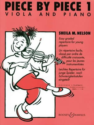 Sheila M. Nelson - Piece By Piece Viola Volume 1 - Sheet Music - di-arezzo.com