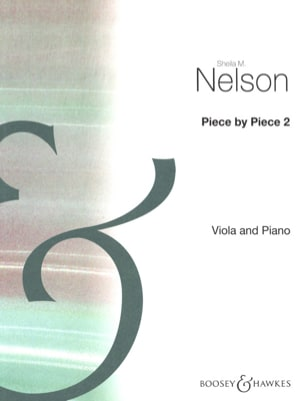 Piece By Piece Viola Vol.2 - Sheila M. Nelson - laflutedepan.com