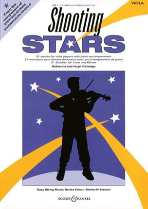 Shooting Stars - Alto et Piano - Partition - laflutedepan.com