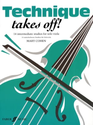 Mary Cohen - Technical Takes Off! -alto - Sheet Music - di-arezzo.com