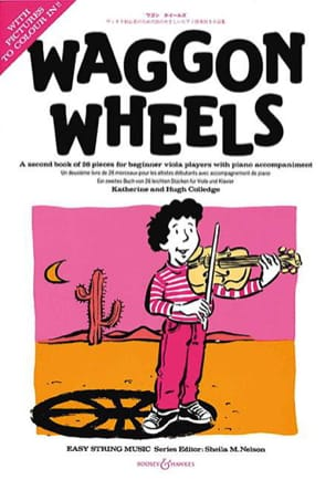 - Waggon Wheels - Alto et Piano - Partition - di-arezzo.fr