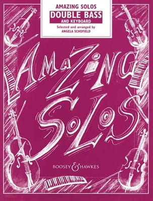 Angela Schofield - Amazing Solos - Double Bass - Sheet Music - di-arezzo.com