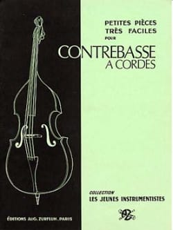 Small parts very easy for double bass - Sheet Music - di-arezzo.com