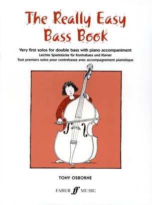 The really easy Bass book Tony Osborne Partition laflutedepan