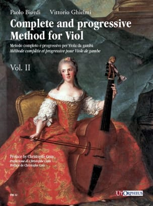 Biordi Paolo / Ghielmi Vittorio - Metodo completo e progressivo – Volume 2 - Partition - di-arezzo.fr