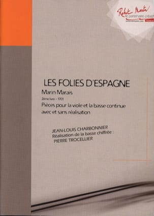 Marin Marais - Die Folies Of Spain - 2. Buch (1701) - Noten - di-arezzo.de