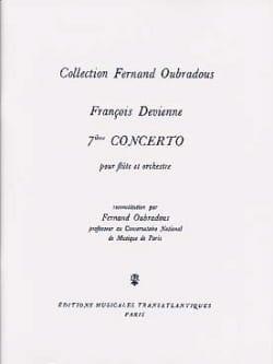 François Devienne - Concierto No. 7 en Mi Menor - Partitura - di-arezzo.es