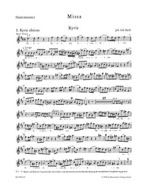 BACH - Mass h-moll. Urtext of the Neuen Bach-Ausgabe - Sheet Music - di-arezzo.co.uk