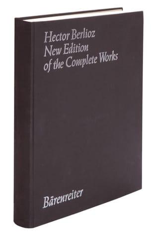 La damnation de Faust. Légende dramatiqu en 4 parties. New Berlioz Edition8a/b - laflutedepan.com